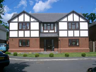 hunt planning services - new houses